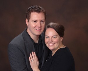 Brother Nathan Bryant (Pastor) and his wife Sister Rebekah